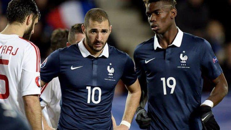 Euro2020 : Agacé, Paul Pogba défend Karim Benzema!