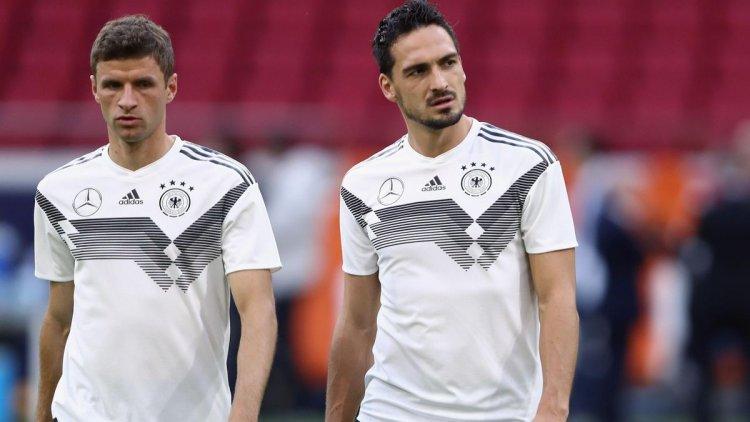 Euro 2020 : Quatre joueurs Allemand sont à l'infirmerie !