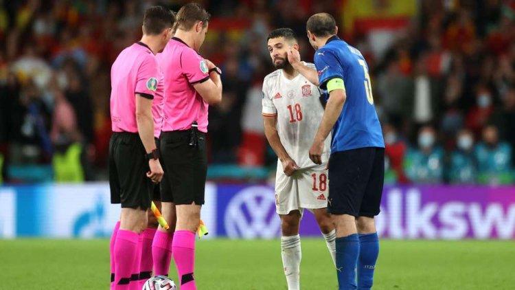 Espagne : Furieux, Gerard Piqué critique les tirs au but !