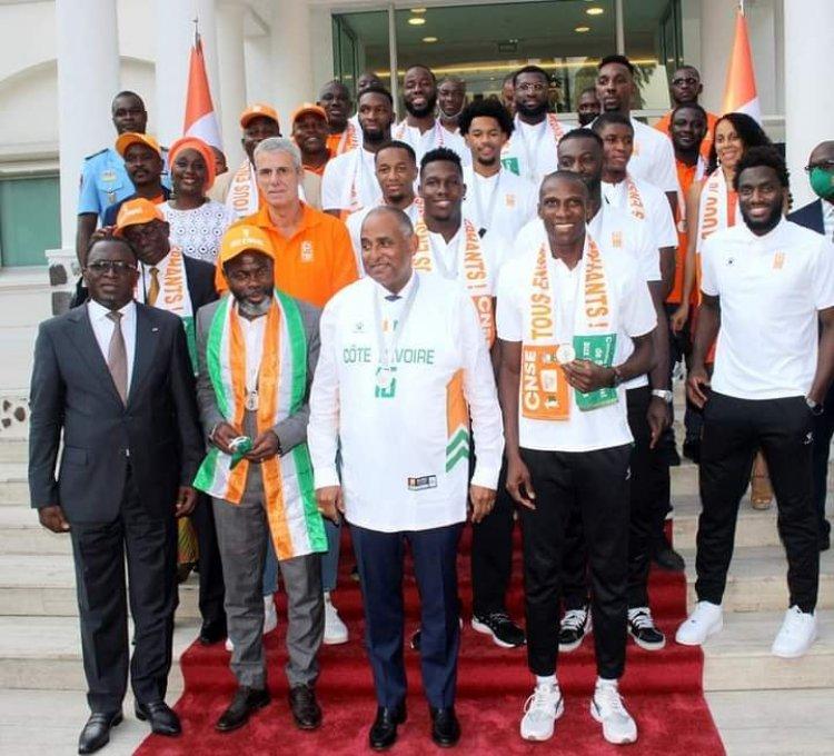 Afrobasket 2021 : Voici ce que Les Vice-champions reçoivent…