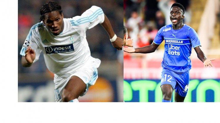 OM : Bamba Dieng sur les traces de Didier Drogba !