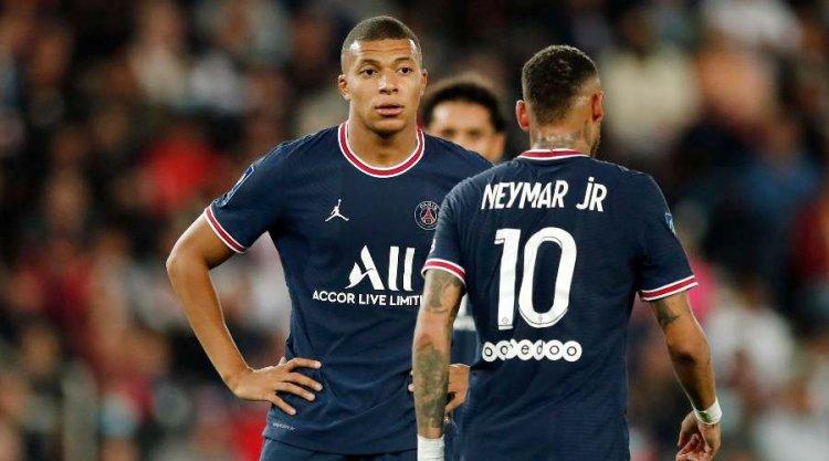 PSG : après leur engueulade, Kylian Mbappé et Neymar se sont expliqués!