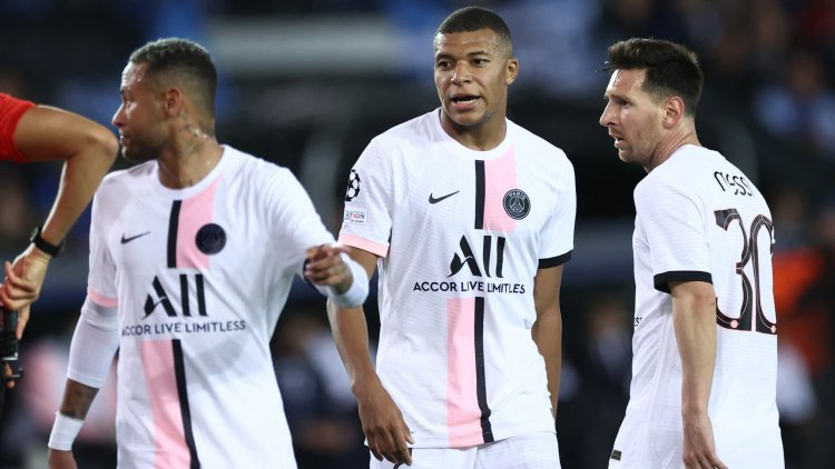 PSG : Messi, Neymar ou encore Mbappé ? Anelka tranche !