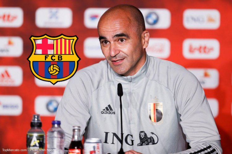 Barça : pisté par FC Barcelone, l'entraineur de la Belgique a tranché pour son avenir